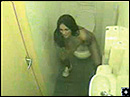 dames toilet webcam